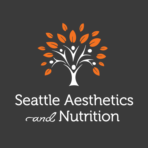 Branding package for health & nutrition company Seattle WA.