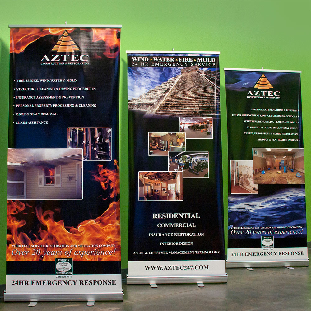 tradeshow promos & marketing